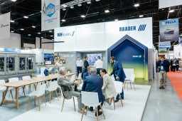 BAADER и PERUZA примут участие в IV Global Fishery Forum & Seafood Expo Russia